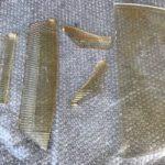 スロット台プラスティック部のヤニ汚れ落としの件